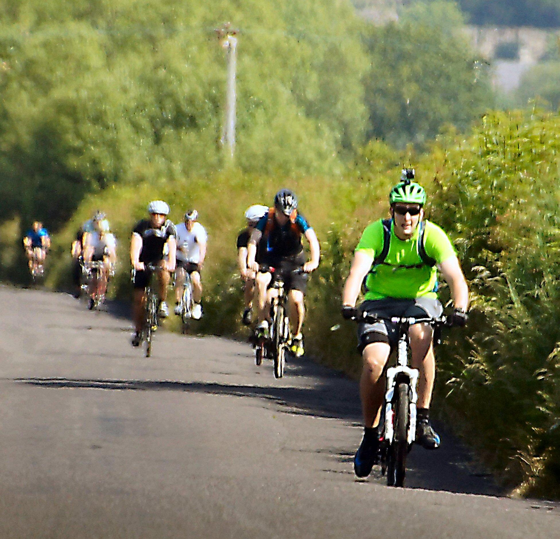 Bristol's Biggest Bike-ride (9)
