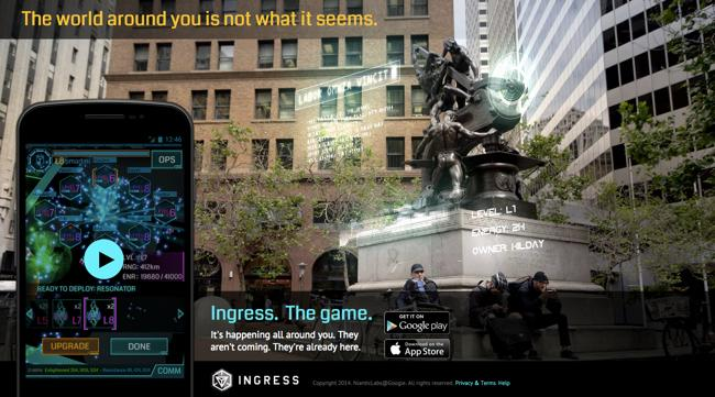 From: Ingress by Google